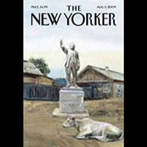 The New Yorker, August 3, 2009 (Ian Frazier, Kelefa Sanneh, Hendrik Hertzberg) | [The New Yorker]