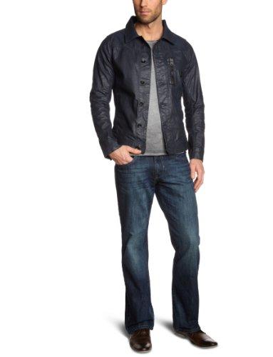 G-star Raw Biker GD Men's Jacket Dark Aged Large