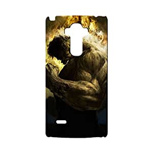 BLUEDIO Designer Printed Back case cover for LG G4 Stylus - G3920