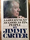 img - for A Government as Good As Its People book / textbook / text book