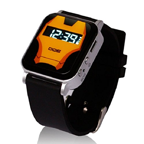 Remote Monitoring GSP Position Tracking Smart Wrist Watch for Child Y26