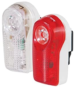 Avenir Panorama Half Watt Combo Set (White/Red, 1 and 1-LED)
