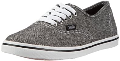 vans authentic lo pro vgyq5ic damen sneaker grau. Black Bedroom Furniture Sets. Home Design Ideas