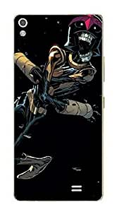UPPER CASE™ Fashion Mobile Skin Vinyl Decal For Gionee Elife E5 [Electronics]