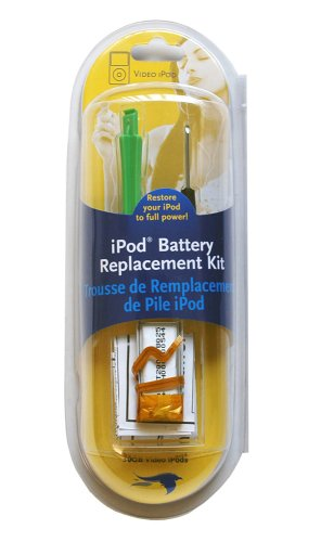 Blue Raven Replacement Battery Kit for iPod 5G (30 GB)