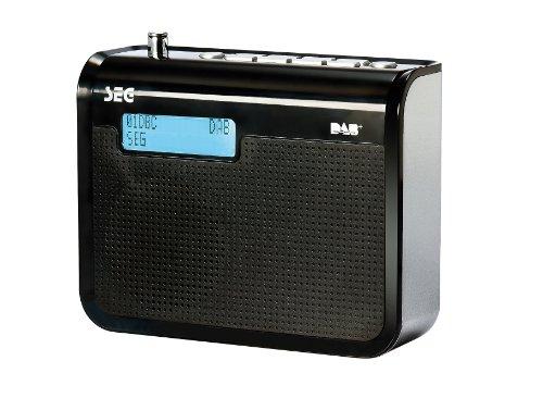 SEG KR 115 Portables Digital Radio (DAB+, UKW-Tuner)