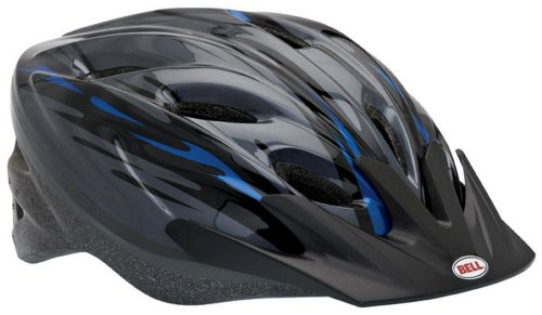 Buy Low Price Bell Aero Youth Bike Helmet (Speed Drips/Blue) (B004P29PSC)