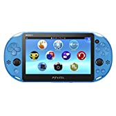 PlayStation Vita Wi-Fiモデル アクア・ブルー(PCH-2000ZA23)2