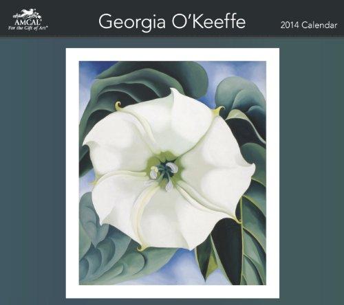 2014 Georgia O'keeffe Wall Calendar