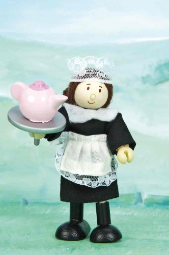 Budkins Tea Maid Milly - 1