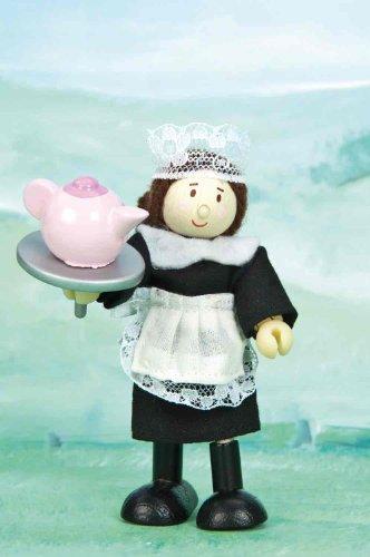 Budkins Tea Maid Milly