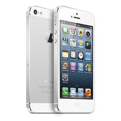 iPhone5 LTE 32GB - GSM A1429 ホワイト 海外版 SIMフリー