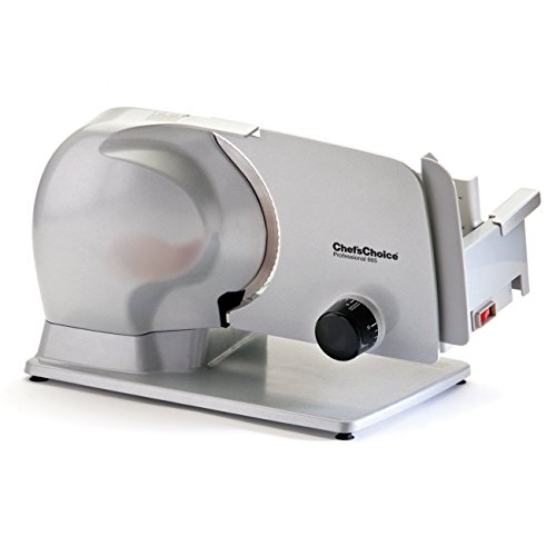 Chef's Choice 665 Professional Electric Food Slicer, Gray (Chefs Choice Food Slicer compare prices)