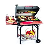 Pro Deluxe Charcoal Barbecue