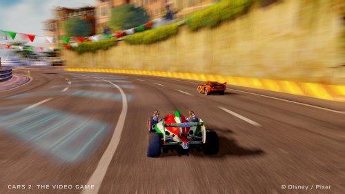 Cars 2  screenshot