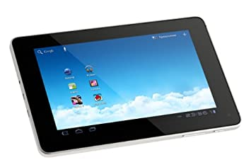 """Huawei MediaPad Tablette PC 7"""" (17,8 cms) Intel 8 Go 1024 Mo Android 3.2 Noir"""