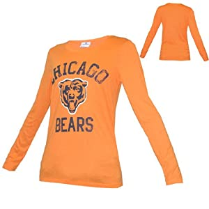 WOMENS Pink Victoria's Secret NFL Chicago Bears Long Sleeve Tee from Pink Victoria's Secret