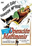 Operación Matrimonio (By The Light Of The Silvery Moon) (1953) (Import Movie) (European Format - Region 2)