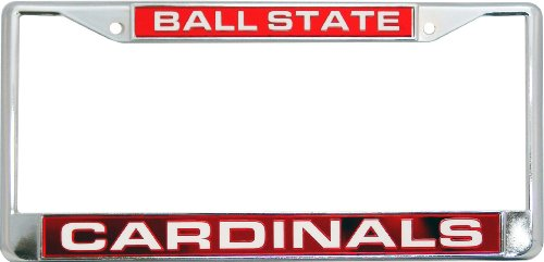 Ball State Laser Chrome Frame