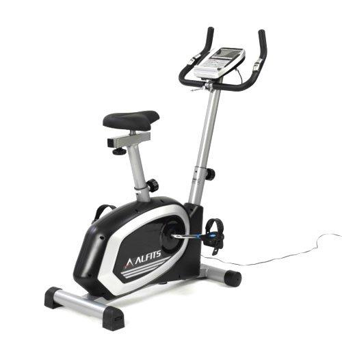 ALINCO(アルインコ) プログラムバイク6515 エアロバイク フィットネスバイク ジム ダイエット 健康器具 AFB6215