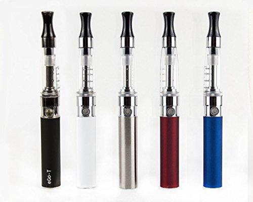 E-Zigarette eGo-T – Kompletter Einsteiger-Set / Atomizer mit Etui – e-Shisha Premium Qualität – echtes Shisha Feeling – Original: Nox24