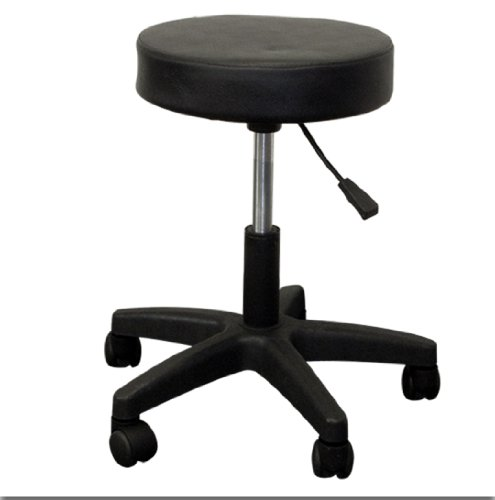 New Hydraulic Tattoo Salon Stool Massage Facial Spa Beauty Chair Black