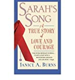 img - for BY Burns, Janice A ( Author ) [{ Sarah's Song: A True Story of Love and Courage By Burns, Janice A ( Author ) Sep - 01- 1996 ( Paperback ) } ] book / textbook / text book