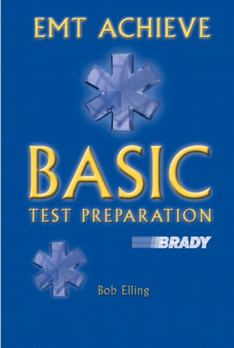 Emt Achieve: Basic Test Preparation - Online Access Code...