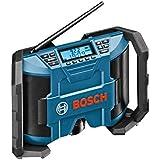 Bosch Professional GML 10,8 V-Li Akku-Baustellenradio, Aux-In, Karton