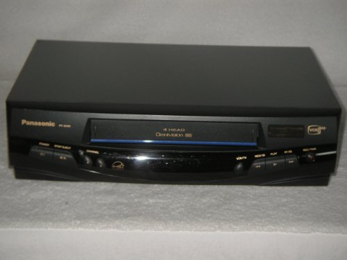 PANASONIC PV-8402 4 HEAD OMNIVISION VCR, Perfect! (Panasonic Omnivision compare prices)