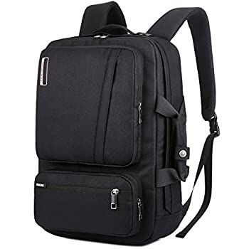 Brinch Laptop Backpack with Handle & Shoulder Strap for 10 to 17-Inch Macbook, Laptop