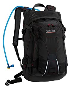 CamelBak H.O.S.S. 100 oz Hydration Pack (Black/Racing Red)