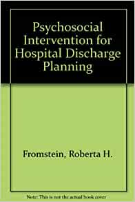 Psychosocial Intervention for Hospital Discharge Planning ...