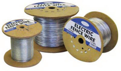 Mat Midwest 317752A 1/2-Mile 17 Gauge Electric Fence Wire