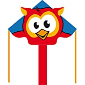 Hq Simple Flyer Owl Kite