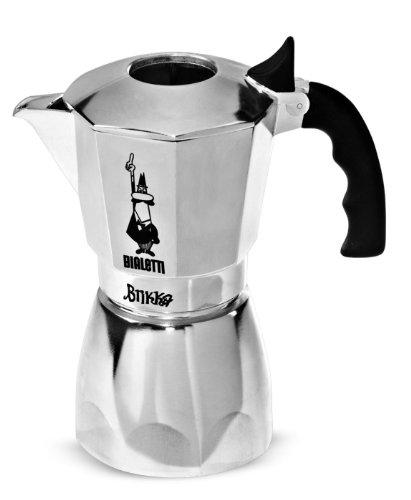 """Bialetti """"Brikka"""" 4-cup (6 Oz) Stove Top Espresso Maker"""