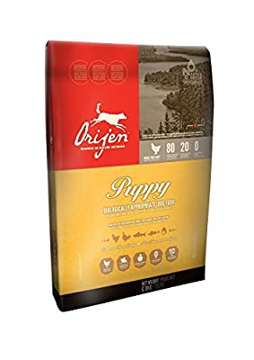 Orijen Chicken, Turkey and Fish Puppy Food