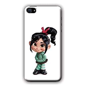 Amazon.com: Wreck it Ralph (Vanellope) iPhone 5c Case: Cell Phones