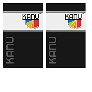 Kanu Tempered Glass For Samsung Galaxy S PLUS (Pack Of 2)