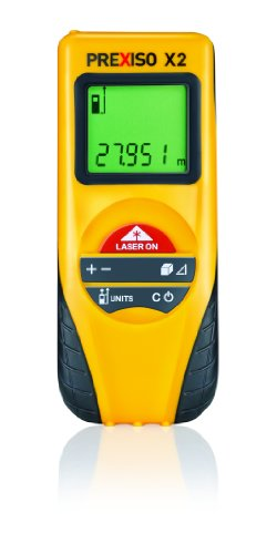 Calculated Industries 3350 Prexiso X2 Laser Distance Measuring Tool