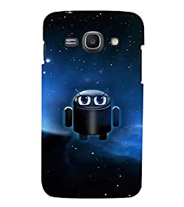 EPICCASE cute android Mobile Back Case Cover For Samsung Galaxy Ace 3 (Designer Case)