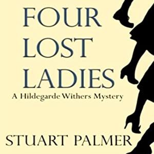 Four Lost Ladies Audiobook