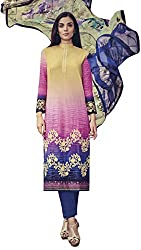 Lebaas Designer Lawn Cotton Casual Wear A-Line Suit (Unstitched Dress Material) - (With Discount and Sale Offer)
