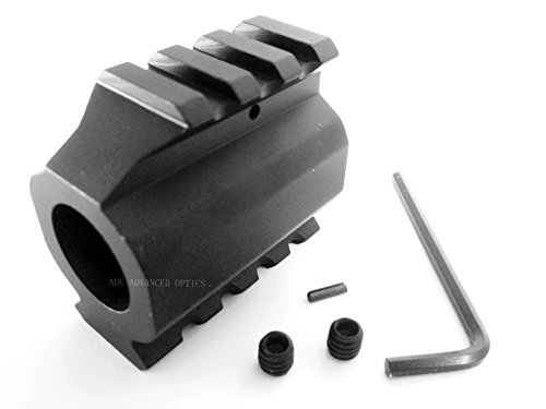 Ade Advanced Optics 19mm Picatinny Rails Low Profile Block