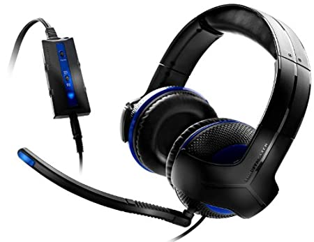 Thrustmaster Gaming Headset: Wired - Y250P (PS3)