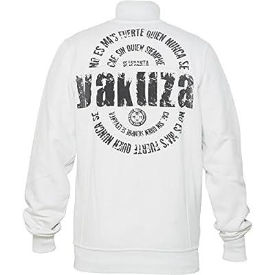 Yakuza Jacke ZB-529 Barely Blue Moon Hellgrau