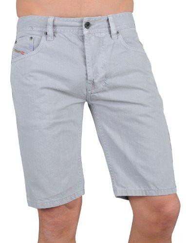 Diesel Larkshort 95u Straight Grey Man Shorts Men - W36