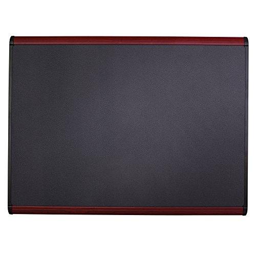 quartet-prestige-plus-magnetic-fabric-bulletin-board-4-x-3-feet-mahogany-finish-frame-mb544m