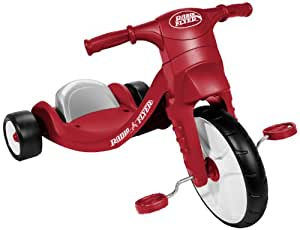 Radio Flyer Big Wheels For Kids Tricycle Boys Red 16 Front ... |Toddler Radio Flyer Big Wheel