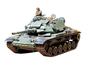 Tamiya - TANQUE NORTEAMERICANO M60A1 CON BLINDAJE REACTIVO